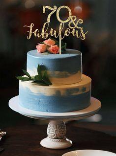 60 and fabulous cake topper birthday topper birthday decoration milestone cake topper gold cake topper custom cake topper Coral Wedding Themes, Popular Wedding Colors, Spring Wedding Colors, Blue Wedding, Wedding Bells, 60th Birthday Cake Toppers, 60th Birthday Decorations, 60 Birthday, Low Budget Wedding
