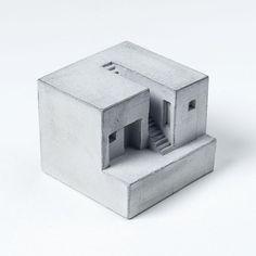 Miniature Concrete Home 4
