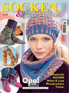 Socken SO 33/15 | Martinas Bastel- & Hobbykiste