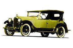 Paige Model 6-66, 1922