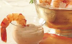 Shrimp with Bourbon Cocktail Sauce Recipe Recipes Appetizers And Snacks, Seafood Appetizers, Appetizers For Party, Seafood Recipes, Prawn Recipes, Dinner Recipes, Seafood Cocktail, Cocktail Sauce, Cocktail Drinks