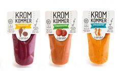 Kromkrommer, Ugly Produce At A Time