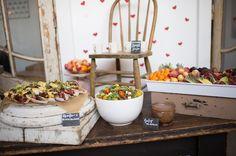 A Found Vintage Rentals Sweet Heart Baby Shower #sweetheart #babyshower #display #table #vintagefurniture #specialtyrentals #eventdecor