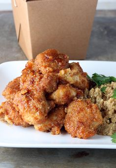 #LowCarb Sweet & Sour Chicken   Ruled Me shared via https://www.facebook.com/LowCarbZen