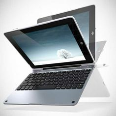 Pro iPad Keyboard Case by ClamCase