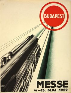 Affiche, Grafikus: Csentizky Tihamér, 1929