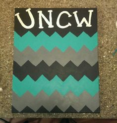 College craftiness :) UNCW