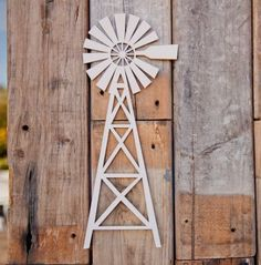 Home / Decor / Signs & Chalkboards / Wall Décor: Windpomp (large) - Large wall decor