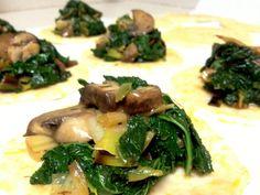 Week 15 of 52 Things 52 Weeks: Photo Scavenger Hunt & Kale and Mushroom Hand Pies