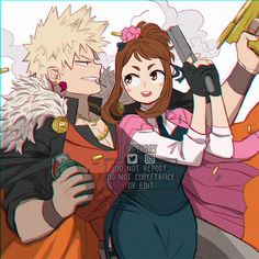 My Hero Academia Shouto, Hero Academia Characters, Cute Characters, Female Characters, Becoming A Cop, Bakugou And Uraraka, Mafia Families, Chibi, Naruto