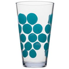Zak! Dot Dot Highball Glass & Reviews | Wayfair Supply