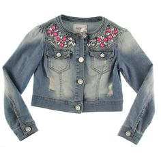 DENIM JACKET LIGHTBLUEWASH