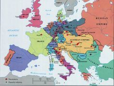 Europe 1848