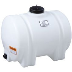 Leg Style Storage Tank, 35 gal.