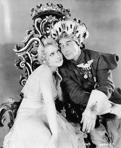 Buster Keaton & Anita Page