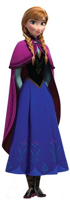 Princess Anna of Arendelle