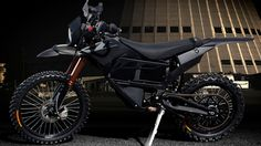 Electric stealth bikes...for sneaking up on unsuspecting terrorists. Way cooler than a Prius for the more discerning operator.