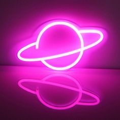 On-Trend Modern LED Neon Sign - Universe
