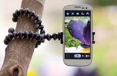 GripTight: El trípode para smartphones