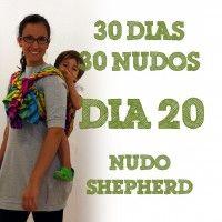 Día 20, Nudo shepherd #30dias30nudos