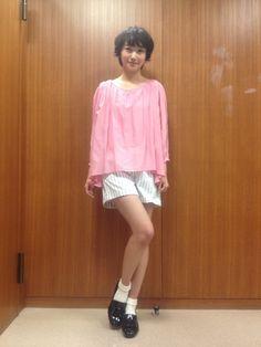 総集編 波瑠のA-diary TBSブログ Ballet Skirt, Ruffle Blouse, Actresses, Skirts, Cute, Blog, Woman, Fashion, Spongebob