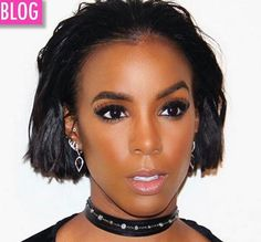Love this short cut on Kelly Rowland ♡♡