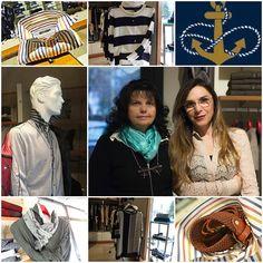 """""""La moda passa, lo stile resta."""" (Coco Chanel) #amerigovespucci #modena #abbigliamento"""