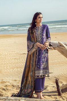 Pakistani Salwar Kameez, Pakistani Suits, Pakistani Dresses, Salwar Suits, Lawn Suits, Winter Collection, Baroque, Kimono Top, India