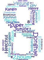 Super Junior 8th Anniversary by lilikaz
