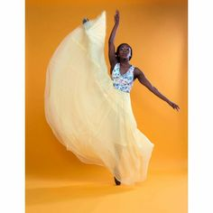 Beautiful South African dancer Ipeleng Merafe ♡♡♡ Photo by Oscar O'Ryan.