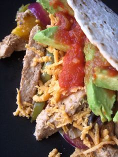 The Betty Crocker Project : Fajitas