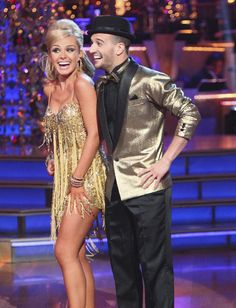 Dancing With The Stars - I adore Katherine Jenkins and Mark Ballas!