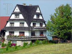 Photograph of Charming highland house in Polish Tatra mountains in Zakopane
