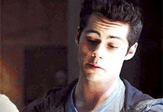 Stiles talking to Derek - Teen Wolf (2) Tumblr