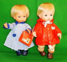 Baby Mocosete, es el muñeco de mi infancia, así como nunca pude disfrutar de las muñecas Novo Gama porque cuando yo empecé a jugar con mu...