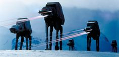 Inside The Battle Of Hoth: The Empire Strikes Out.
