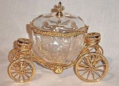 Jewelry OFF! 1989 Franklin Mint Disney Cinderella Coach Jewelry Box Glass Gold Plate- my grandma got me the set as it came out. so glad i still have it. Cute Jewelry, Jewelry Box, Gold Jewelry, Jewellery, Cinderella Coach, Cinderella Carriage, Coach Jewelry, Princess Aesthetic, Franklin Mint