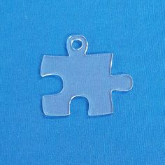 25 ACRYLIC KEYCHAINS 3 DIAM. AUTISM SYMBOL 1/8 Thick LASER CUT WITH POLISHED EDGES. AVAILABLE IN CLEAR AND COLORS BLANKS PLEXIGLASS PLASTIC, EXCELLENT FOR MONOGRAM USE AND ALL TYPE OF CRAFTING OPTIONAL SILVER HARDWARE PLEASE SELECT WHEN PURSHASING They are made from a great sturdy/rigid acrylic material. They have many uses from key-chains to necklace pendants. These are great for adding vinyl or for adult/kids craft projects, games, scrap booking or even drawing .They all come with the…