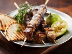 Kebabs de carne
