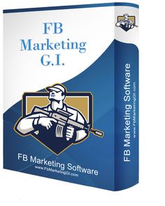 FB Marketing G.I is the Ultimate Facebook Marketing Software which can automate the process of making money from Facebook.