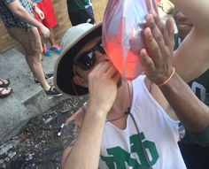 11 Types Of People You See At Every Frat Party
