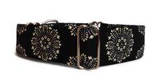 Dog Collar 1.5 Adjustable Martingale  Large by SEWANNE on Etsy, $15.00
