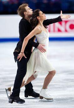 Elena Ilinykh and Nikita Katsalapov  Euro 2012, FD