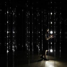 Light Emotion Installation by Takahiro Matsuo