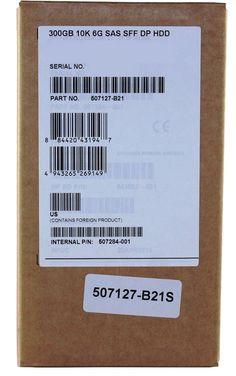 618518-001 - HP 300GB 10K RPM 6GBs DUAL PORT (2.5-inch) SAS SFF HARD DRIVE NEW