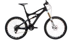 Ibis Mojo mountain bike.