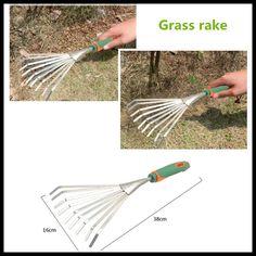 Garden tools, gardening tools garden tools grass rake