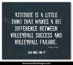 341 Best Volleyball Inspirational Quotes Images Football Coach