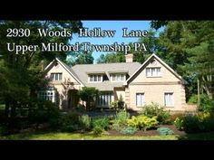 Just finished a new video tour for a home in Upper Milford, offered by Sue Schrader of Prudential Patt White.