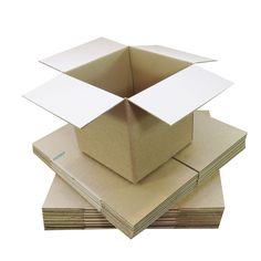 INERRA® Brand Cube Boxes 0201 SW, Bulk Deals Available on all sizes
